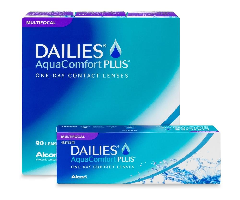 Dailies AquaComfort Plus Multifocal 30 PACK Kontaktlinse