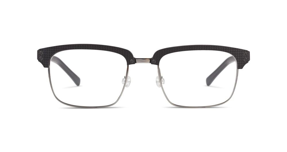 FLEYE Adrian carbon pattern / polished silv Brille Multi
