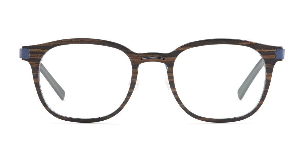 FLEYE Dorius blackwood/midnight blue Brille Multi