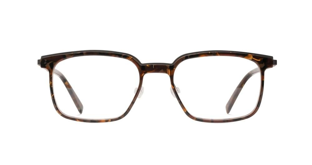FLEYE Ocean Techno Brown/mat black Brille Multi
