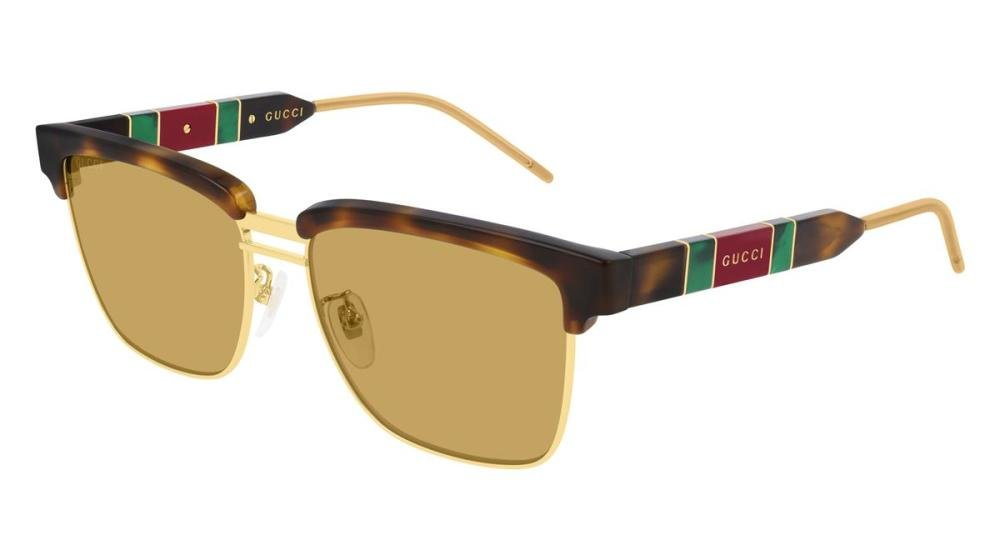 GUCCI GG0603S 006 Solbrille Multi med Annet glass