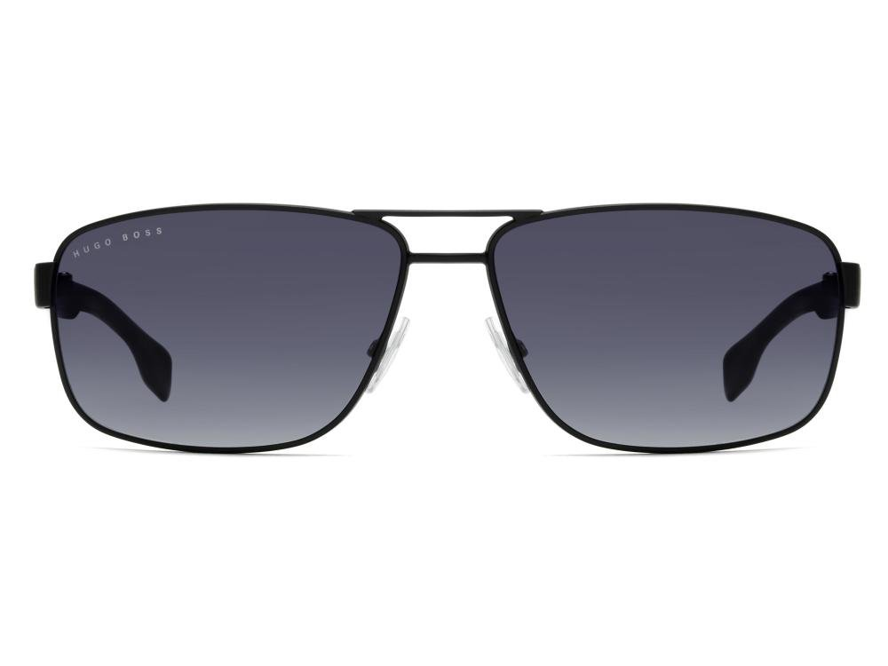 HUGO BOSS Boss 1035/S 003 Solbrille Sort med Grå / Sort glass