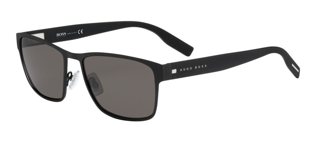 HUGO BOSS BOSS 0561/N/S 003 Solbrille Sort med Brun glass