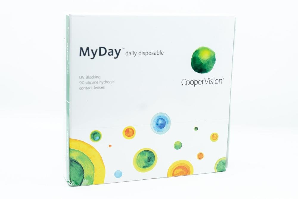 Myday Sphere 90 PACK Kontaktlinse
