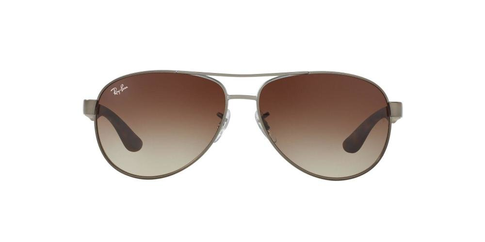 RAYBAN 0RB3457excl. 029/13 Solbrille Brun med Brun glass