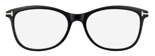 TOM FORD FT5388 001 Brille Sort