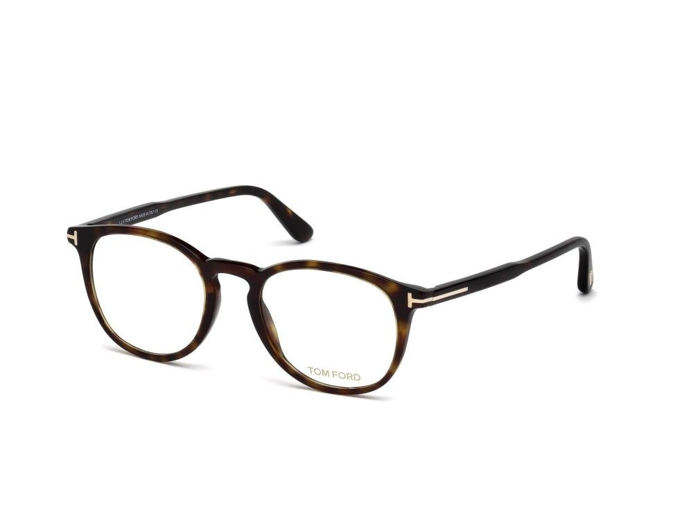 TOM FORD FT5401 052 Brille Brun