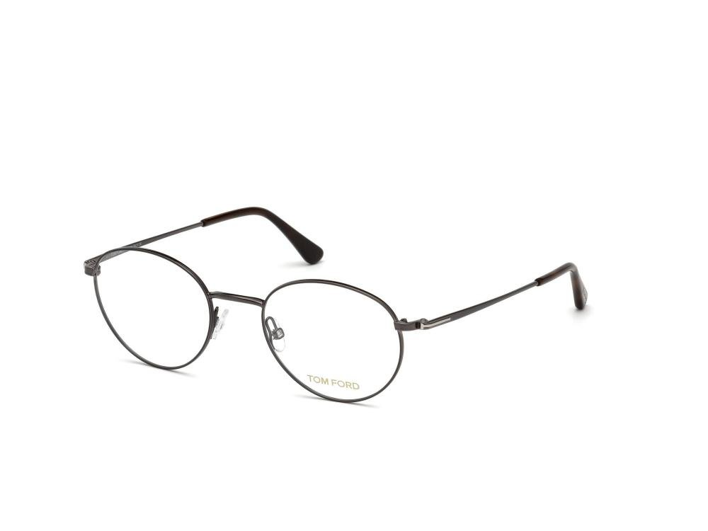 TOM FORD FT5500 008 Brille Sølv