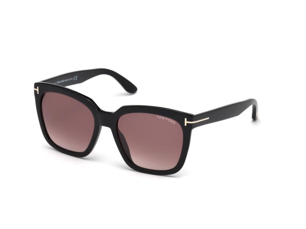 TOM FORD AMARRA FT0502 01T Brille