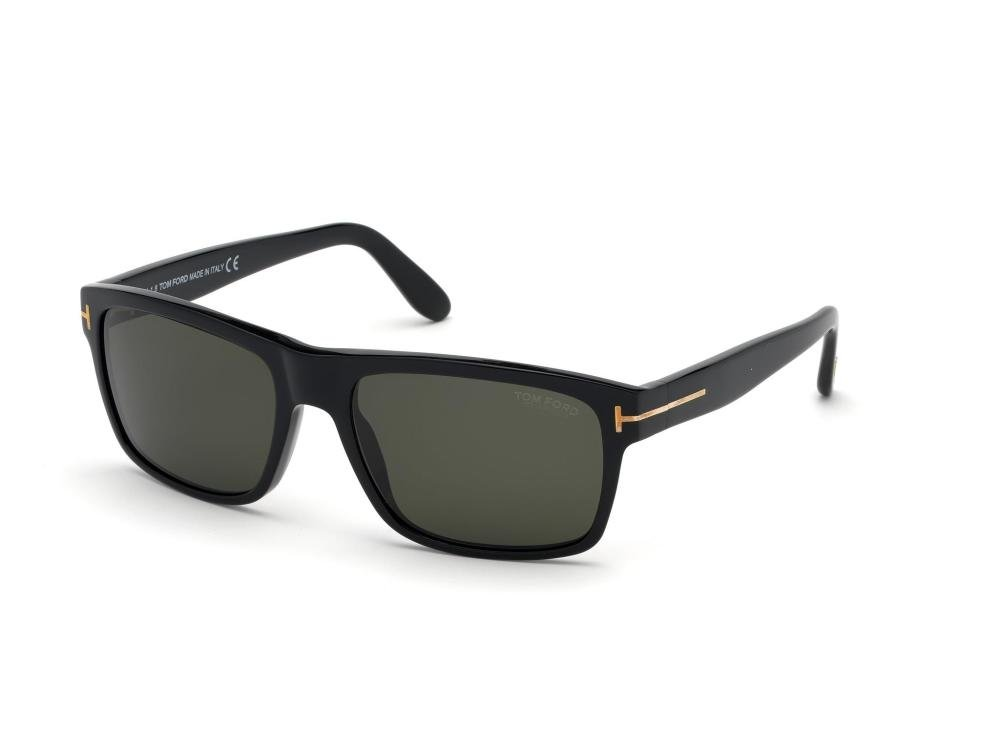 TOM FORD AUGUST FT0678 01D Brille