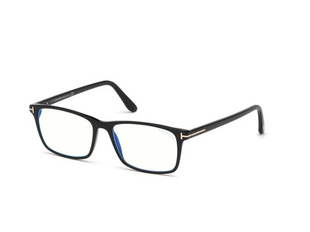 TOM FORD FT5584-B 001 Brille Sort