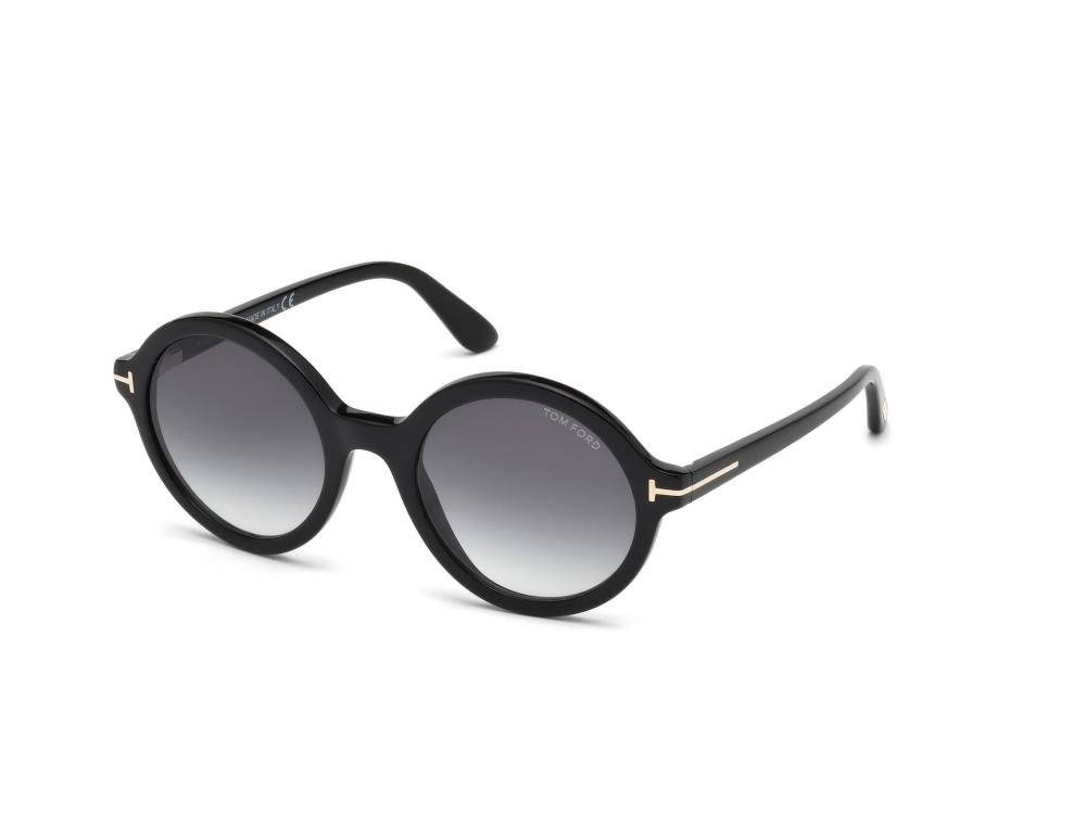 TOM FORD NICOLETTE-02 FT0602 001 Brille